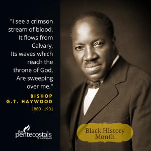 GTH Pentecostals 2016